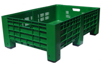 MINI BIN EUROPALLET BOX. BULK STORAGE