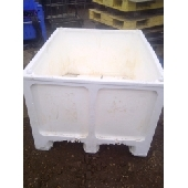 SOLID STACKING PLASTIC  BOX HEAVY DUTY