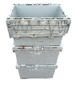 Spare Attached LID CONTAINERS 60ltr - USED Fantastic Value Attached Lid USED container ALC