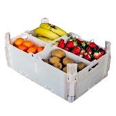 """""""Sincla fruit quatro punnet Box"""""""