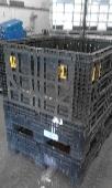 FOLDING MAGNUM PALLET BOXES
