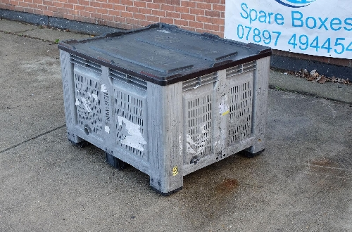 Ventilated Pallet box