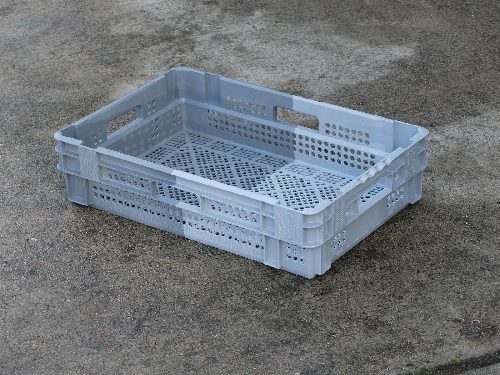 Harvest trays 600 x 400 Stack & Nest