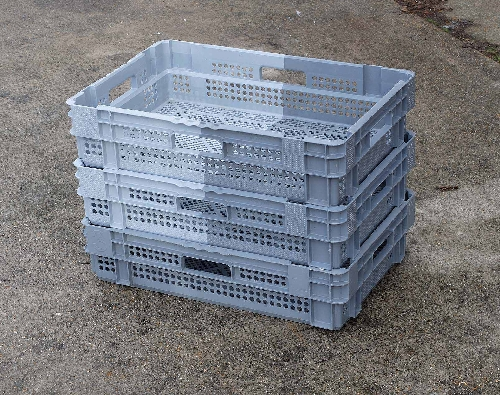 SOFT FRUIT PUNNET PICKING STACKING TRAY
