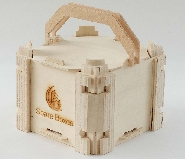 Artisan Food - Cheese Packaging box - Tailored to you requirements.