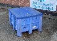LIDS FOR DOLAV PALLET PLASTIC BOXES