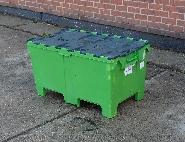 HOG BOXES Large Chest Plastic boxes