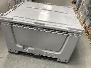 PALLET PLASTIC BOX lids