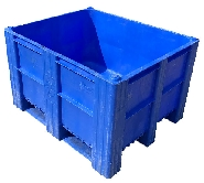 DOLAV PALLET BOXES  - BULK PLASTIC BOXES